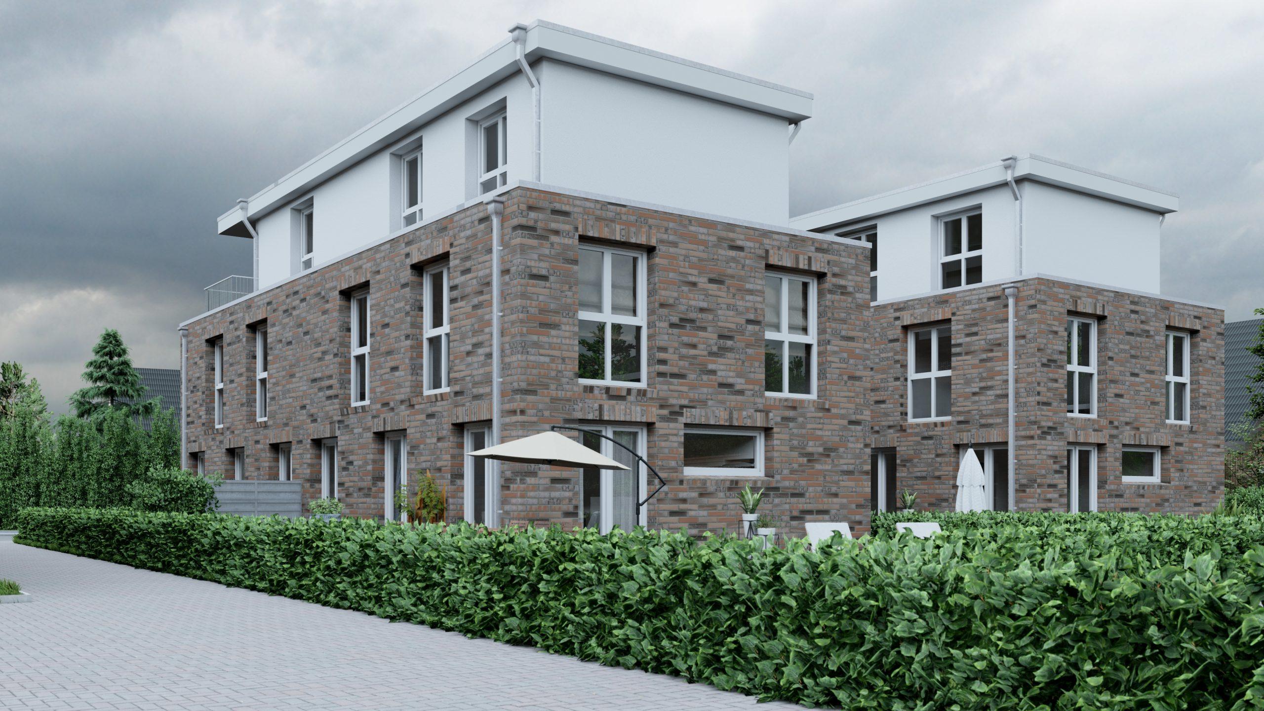 Doppelhaushälfte in ruhiger Wohnstraße in Hamburg-Billstedt (DHH 4) - 416-4-Titel