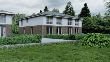 Doppelhaushälfte in Billwerder, am Ende einer Sackgasse (DHH 3), 21033 Hamburg, Doppelhaushälfte
