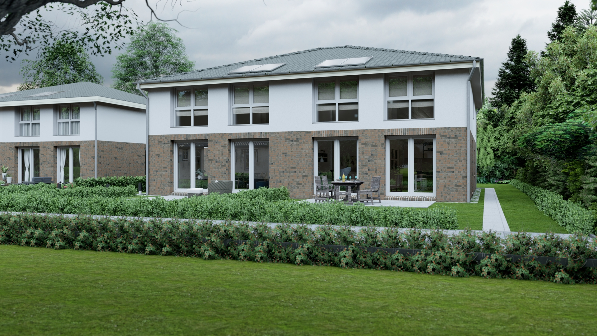 Doppelhaushälfte in Billwerder, am Ende einer Sackgasse (DHH 4) - 2001_4