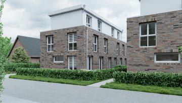 Doppelhaushälfte in ruhigem Wohngebiet in Hamburg-Billstedt (DHH 1), 22119 Hamburg, Doppelhaushälfte