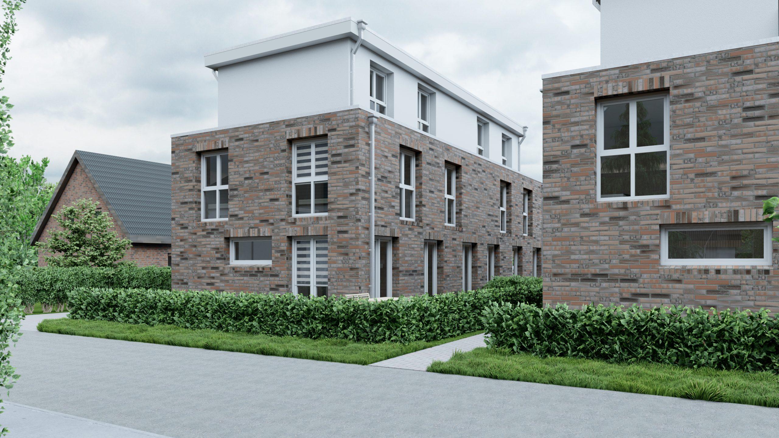 Doppelhaushälfte in ruhigem Wohngebiet in Hamburg-Billstedt (DHH 1) - 416-1-Titel